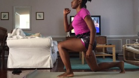 Alternative Fitness Activity
